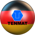 Tenmat: Deutsch