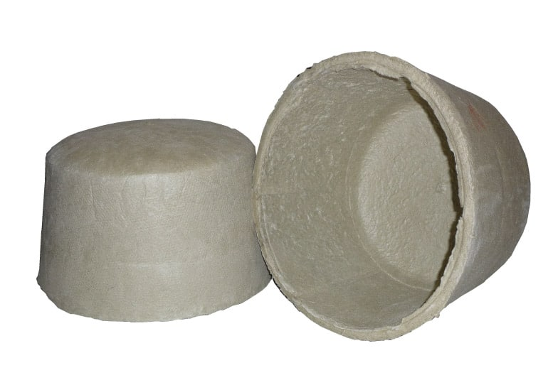 Photo of Tenmat FF135 Recessed light Draft Stop Cover